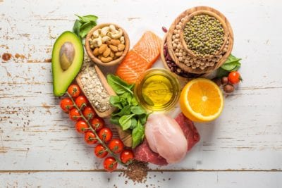 Eating Smart for a Healthy Heart